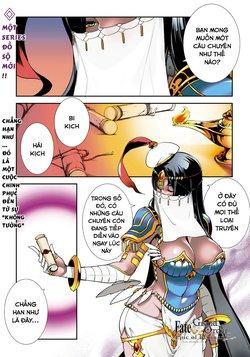 Fate/Grand Order: Epic of Remnant - Agartha